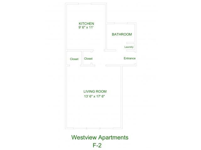 Westview Apartment F2