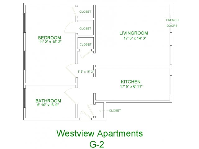 Westview Apartment G2