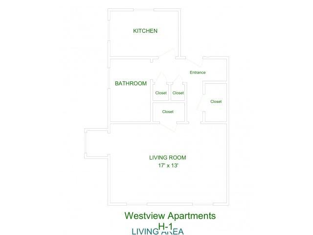 Westview Apartment H1