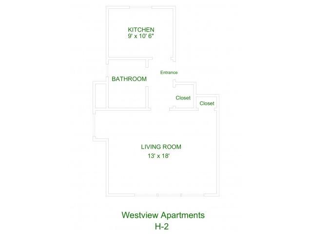 Westview Apartment H2