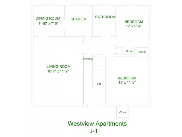 Westview Apartment J1