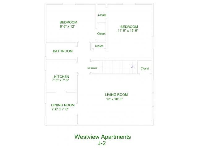 Westview Apartment J2