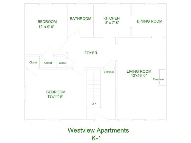 Westview Apartment K1
