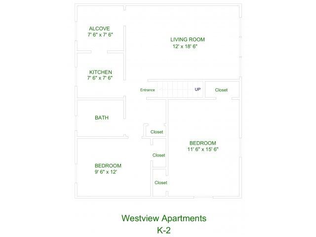 Westview Apartment K2