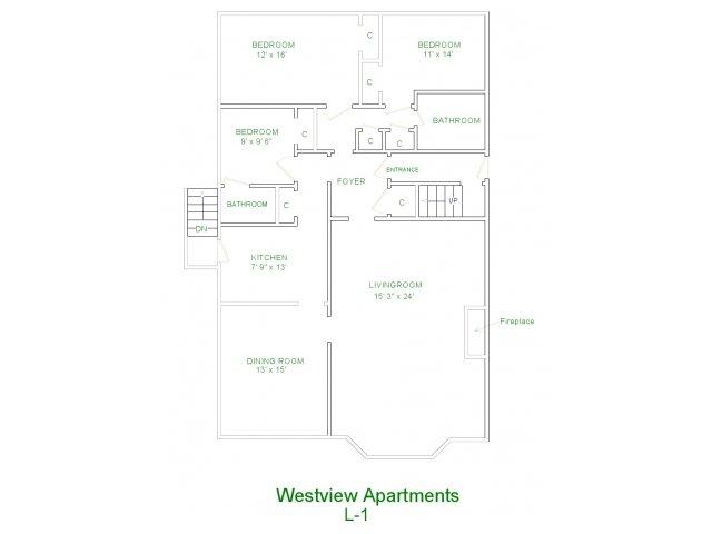 Westview Apartment L1