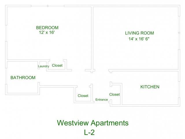Westview Apartment L2
