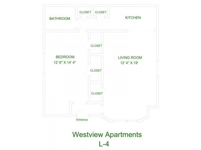 Westview Apartment L4