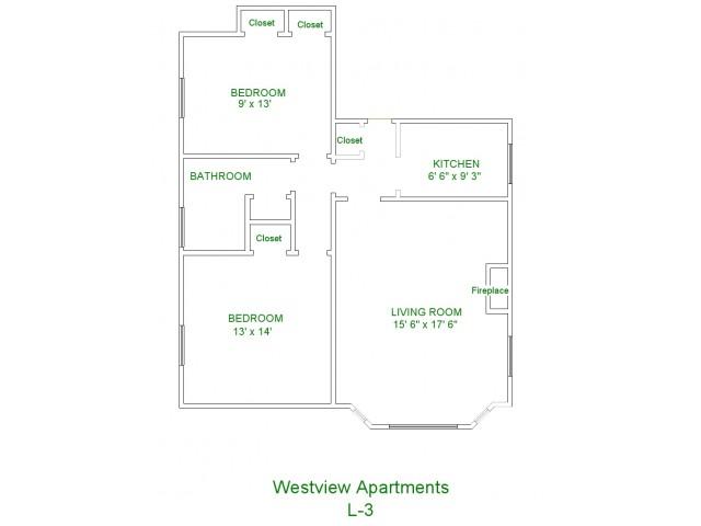 Westview Apartment L3