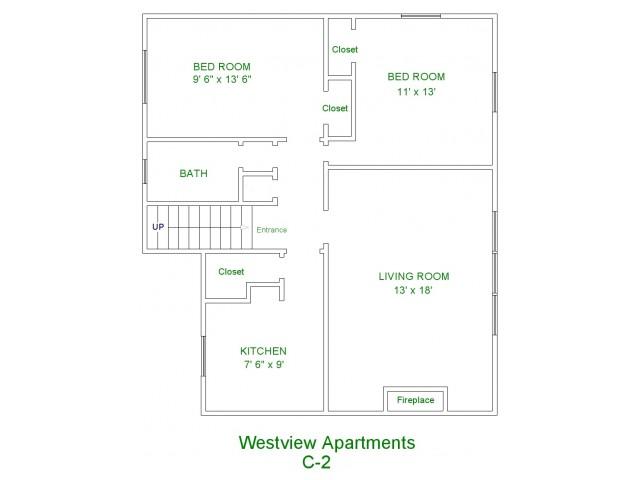 Westview Apartment C2