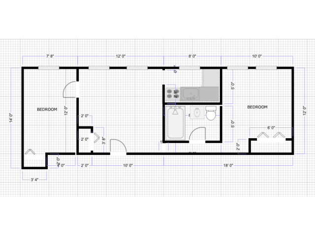 Westminster Hall Apartments Ithaca - 3A