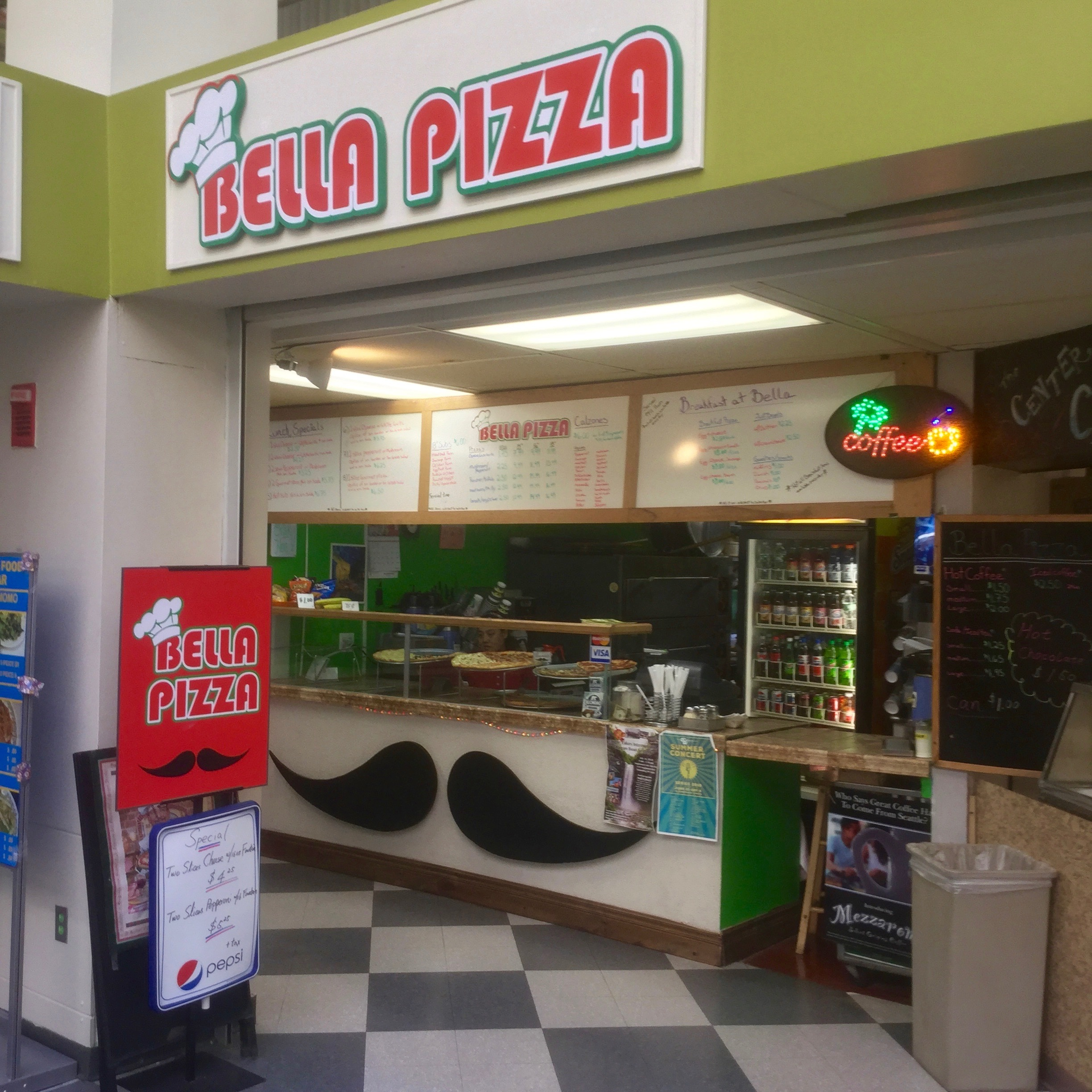 Bella Pizza - Center Ithaca