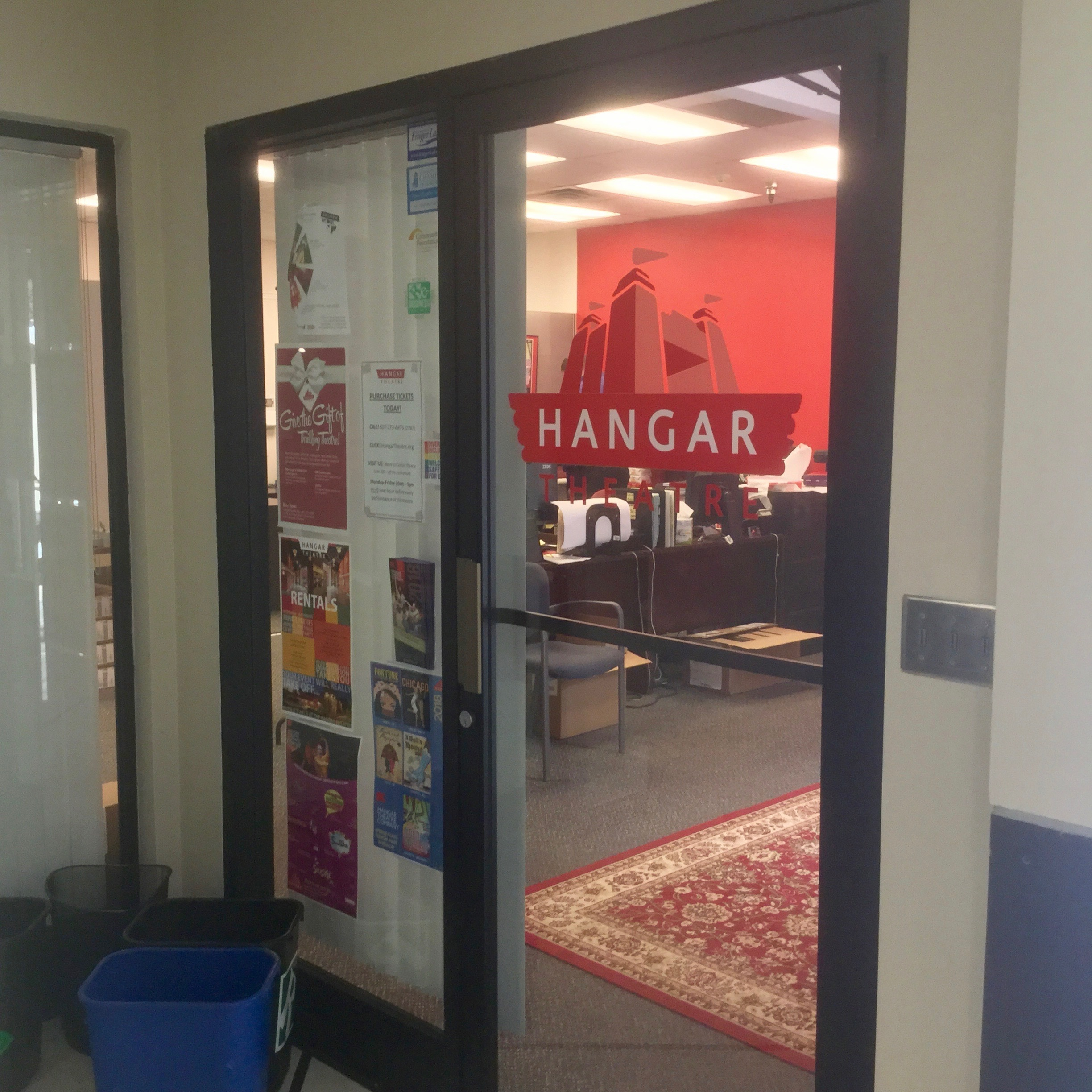 Hangar Theatre Business Office - Center Ithaca