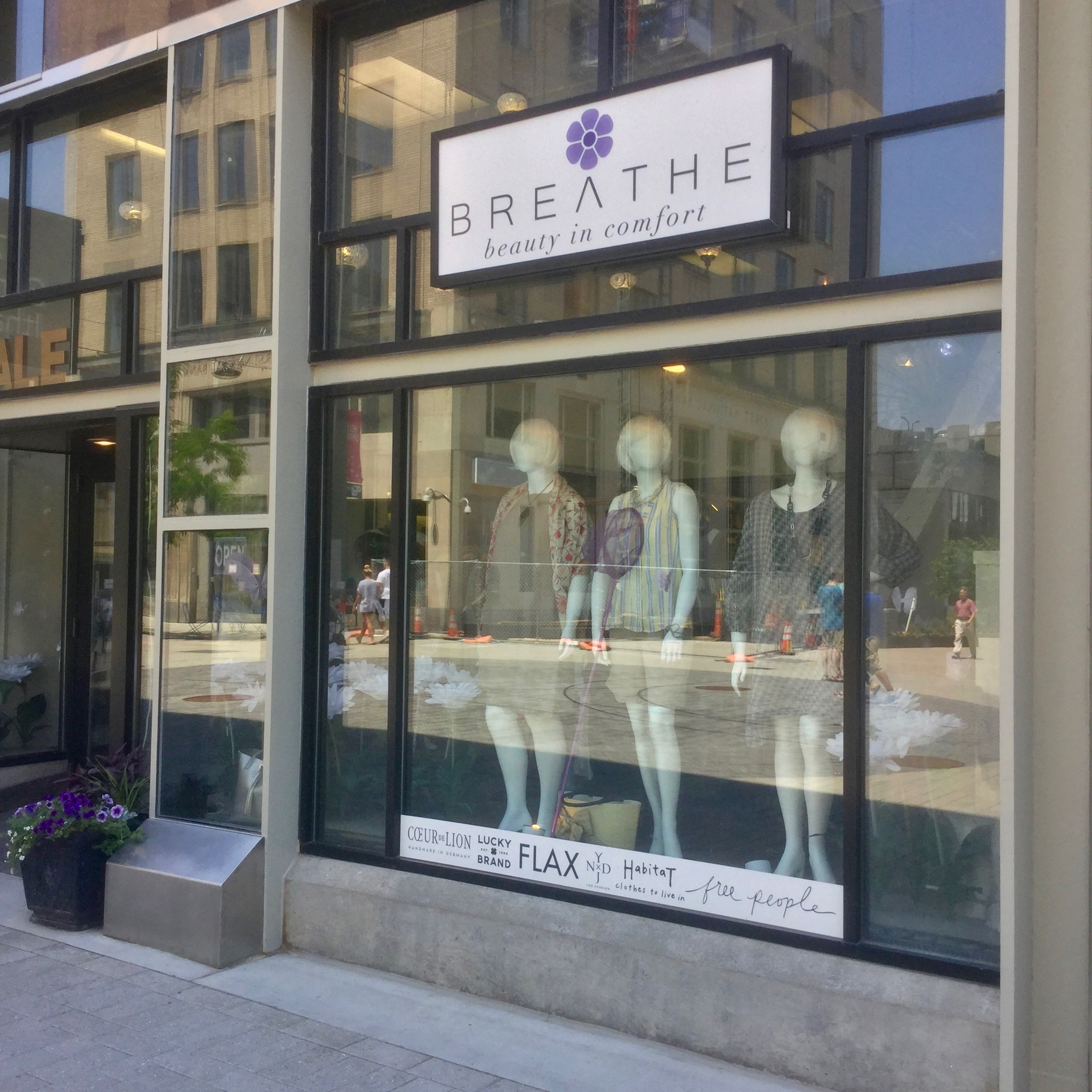 Breathe - Center Ithaca