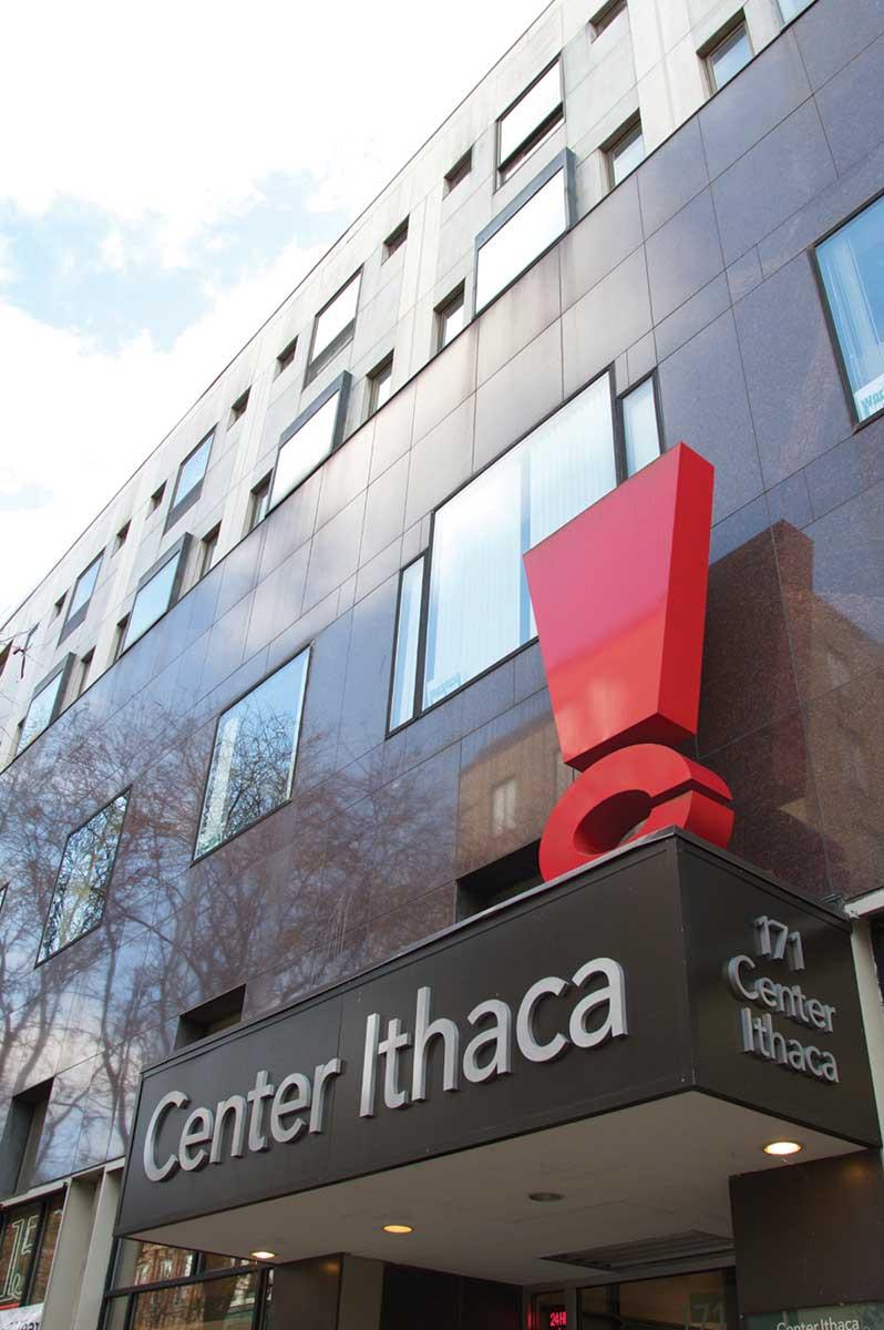 Center Ithaca