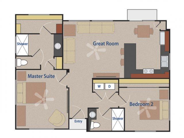 All|Floor PlansThe Batleur