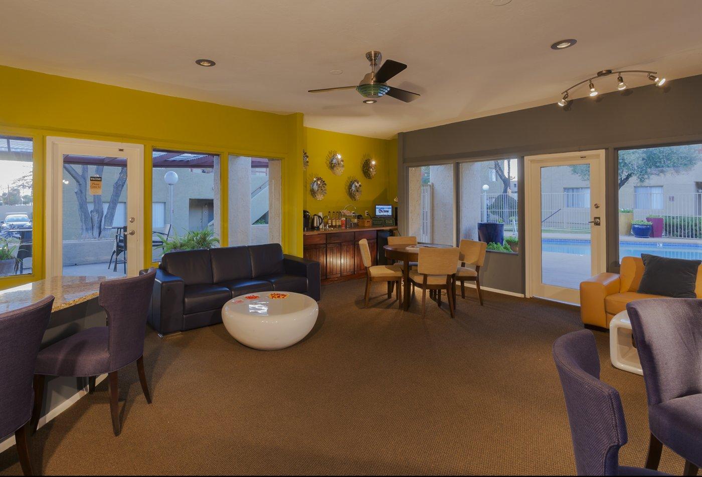 Zona Verde apartments Tucson, AZ lobby