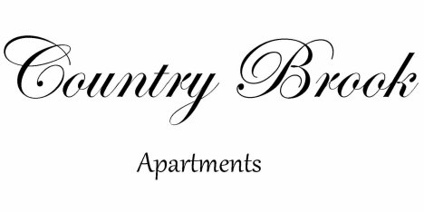 Country Brook apartments logo