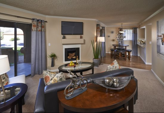 Country Brook Apartments Chandler, AZ living room