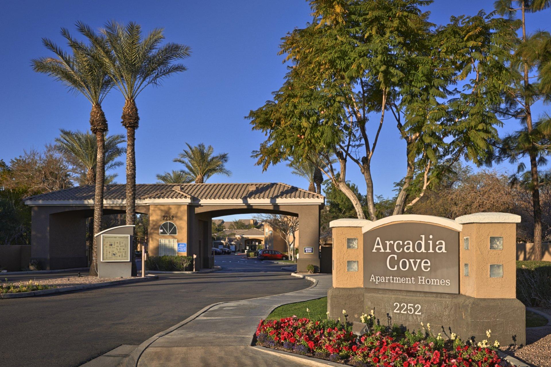 Arcadia Cove