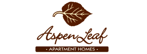 Aspen Leaf Apartments logo