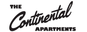 The Continental apartments logo