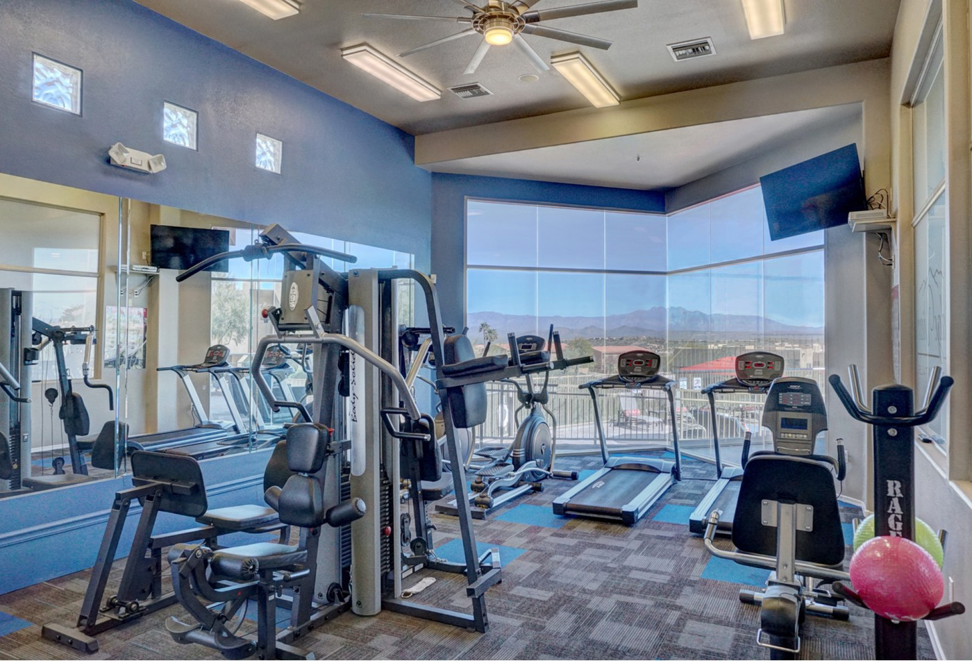 Ridge View Apartments Fountain Hills, AZ fitness center