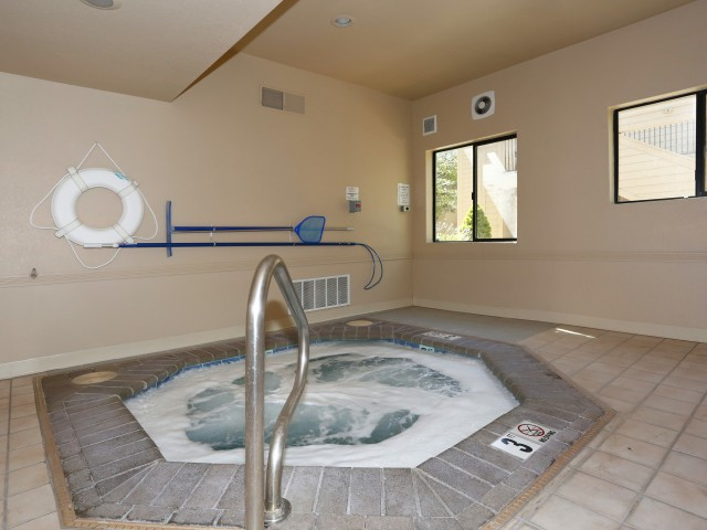 Spa at University West Apartments in Flagstaff, AZ