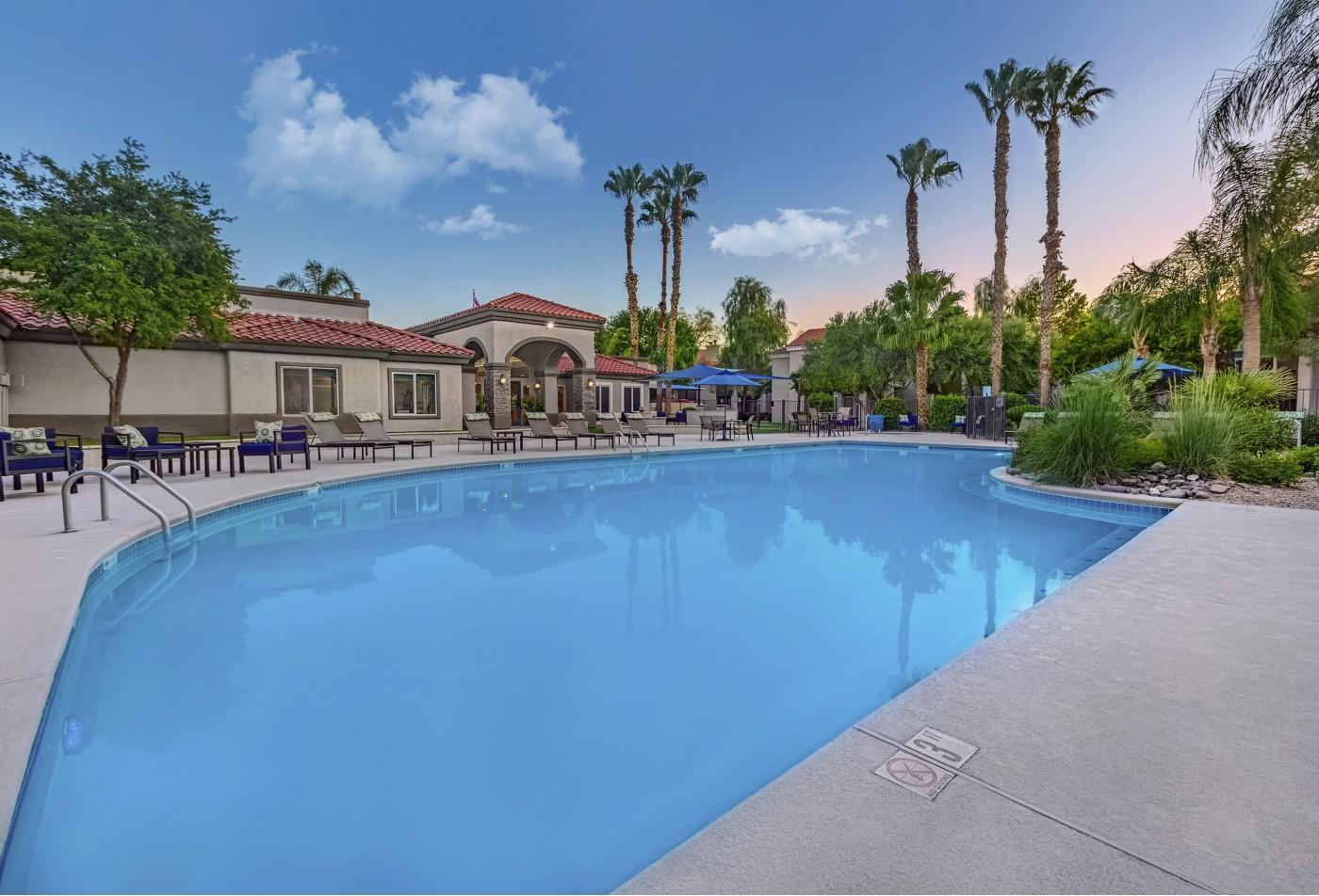 Springs at Continental Ranch Apartments Tucson, AZ lobby
