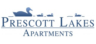 Prescott Lakes senior living community logo