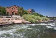 Recreation area near The Manhattan by Windsor Apartments in Denver CO