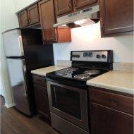 Upgraded kitchens at Windsor at Pine Ridge Apartments in Elkridge MD
