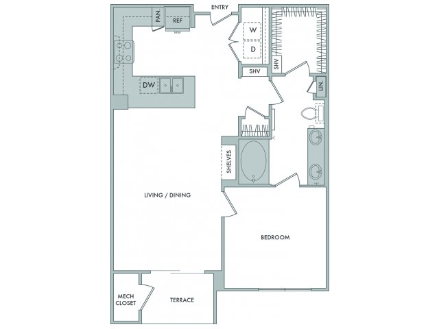 Floor Plan | Hanover at The Pinehills