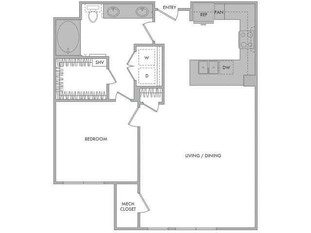 Floor Plan 2 | Hanover at The Pinehills