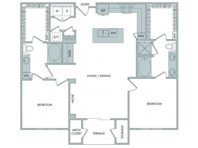 Floor Plan 9 | Hanover at The Pinehills