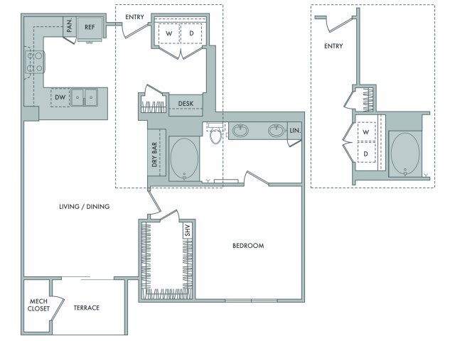 Floor Plan 3 | Hanover at The Pinehills