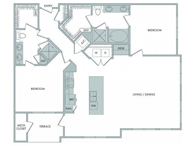 Floor Plan 10 | Hanover at The Pinehills