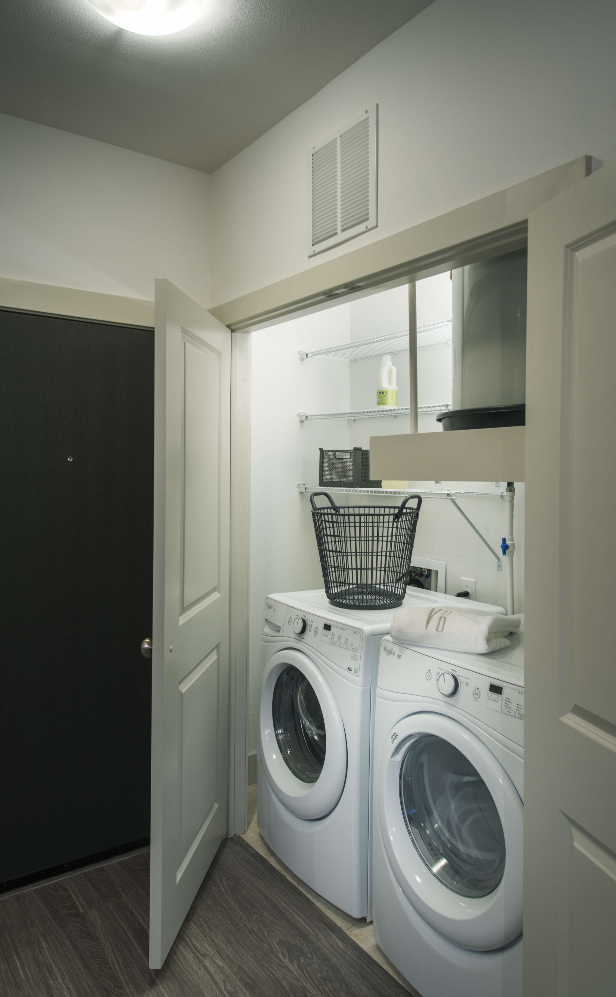Image of Energy-efficient washers and dryers for Viridian Design District