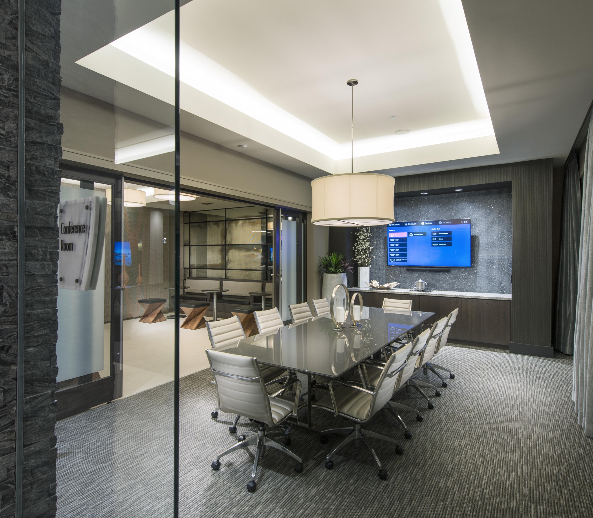 Image of Private conference and dining room for Viridian Design District