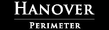 Hanover Perimeter Logo | Sandy Springs Luxury Apartments | Hanover Perimeter