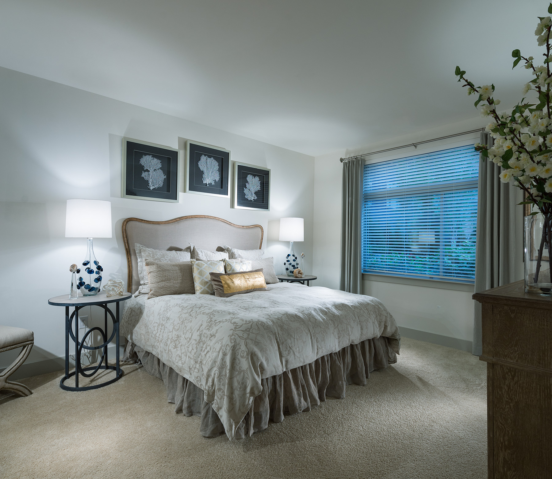 Image of Ample bedrooms that accommodate king-size beds for Hanover North Broad