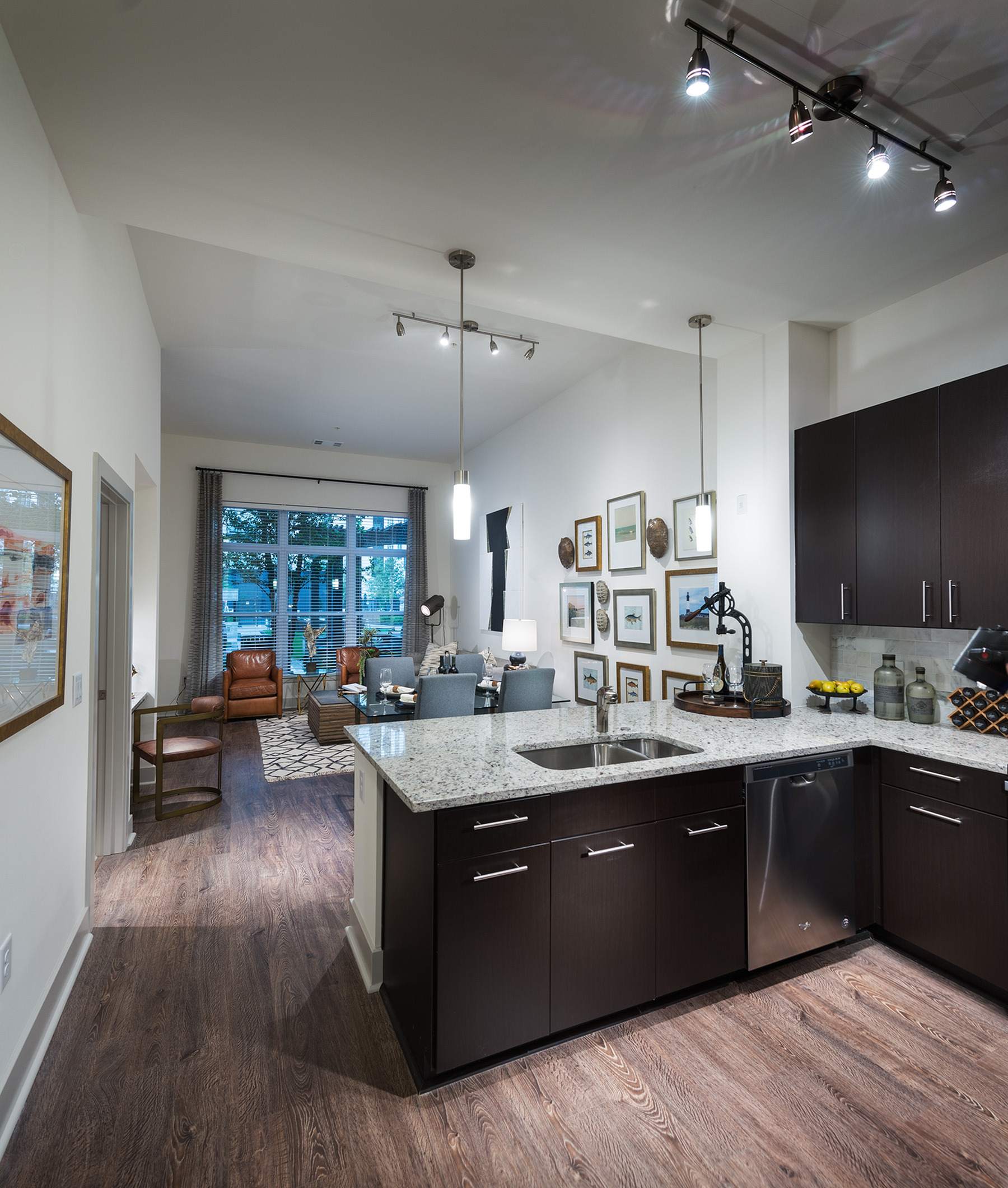 Image of Designer custom cabinetry and spacious kitchen islands* for Hanover Cross Street