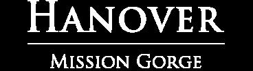 Hanover Mission Gorge