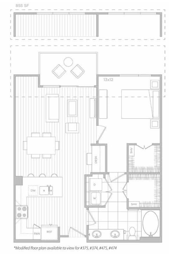 Luxury Apartments Near Old Fourth Ward Atlanta | Hanover West Peachtree