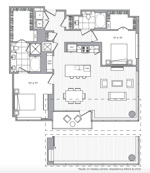 Luxury Post Oak Apartments Houston