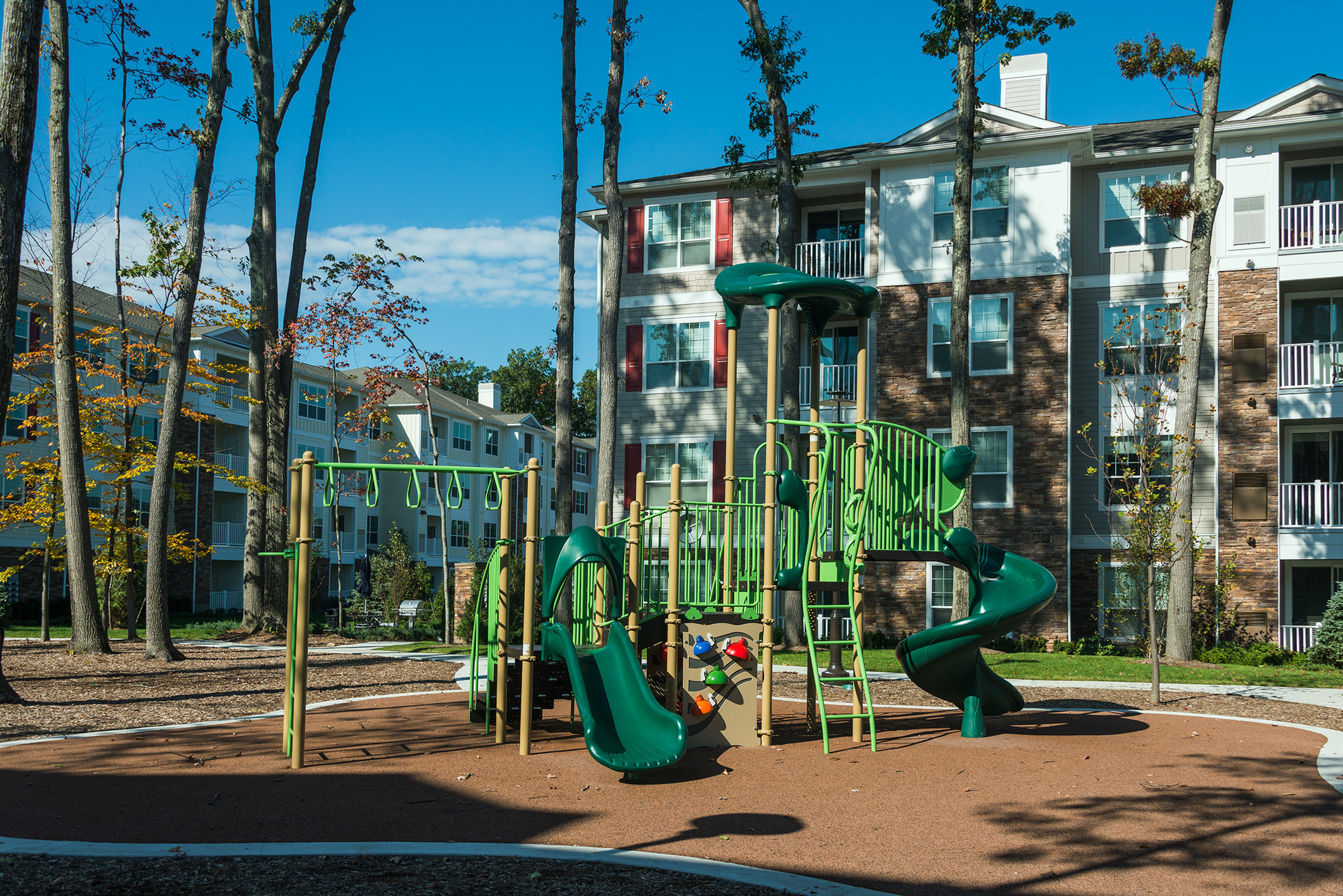 Image of Designated playground area for Hanover at Andover