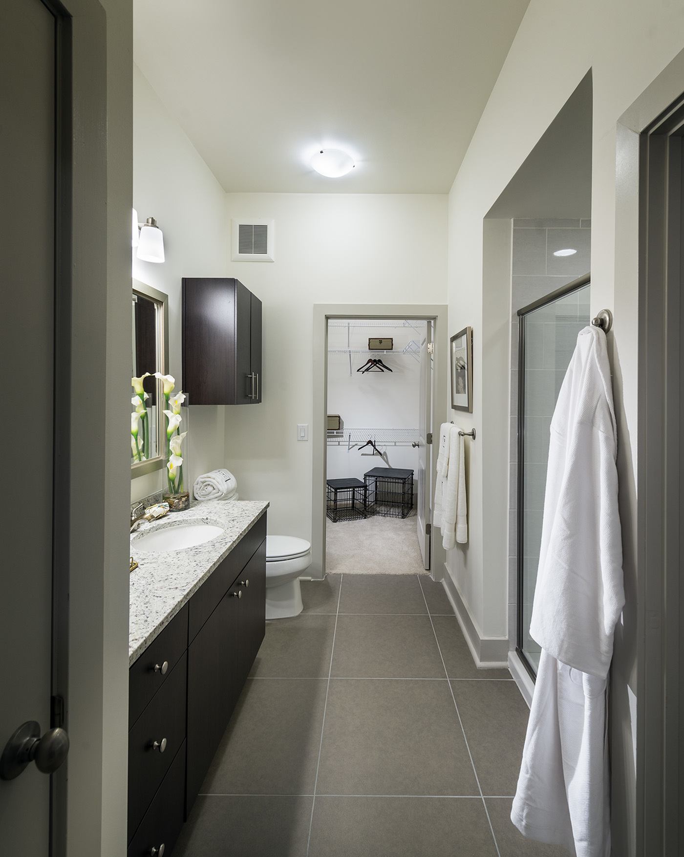 Image of Spa-inspired bathrooms with large soaking tubs* for Hanover Perimeter