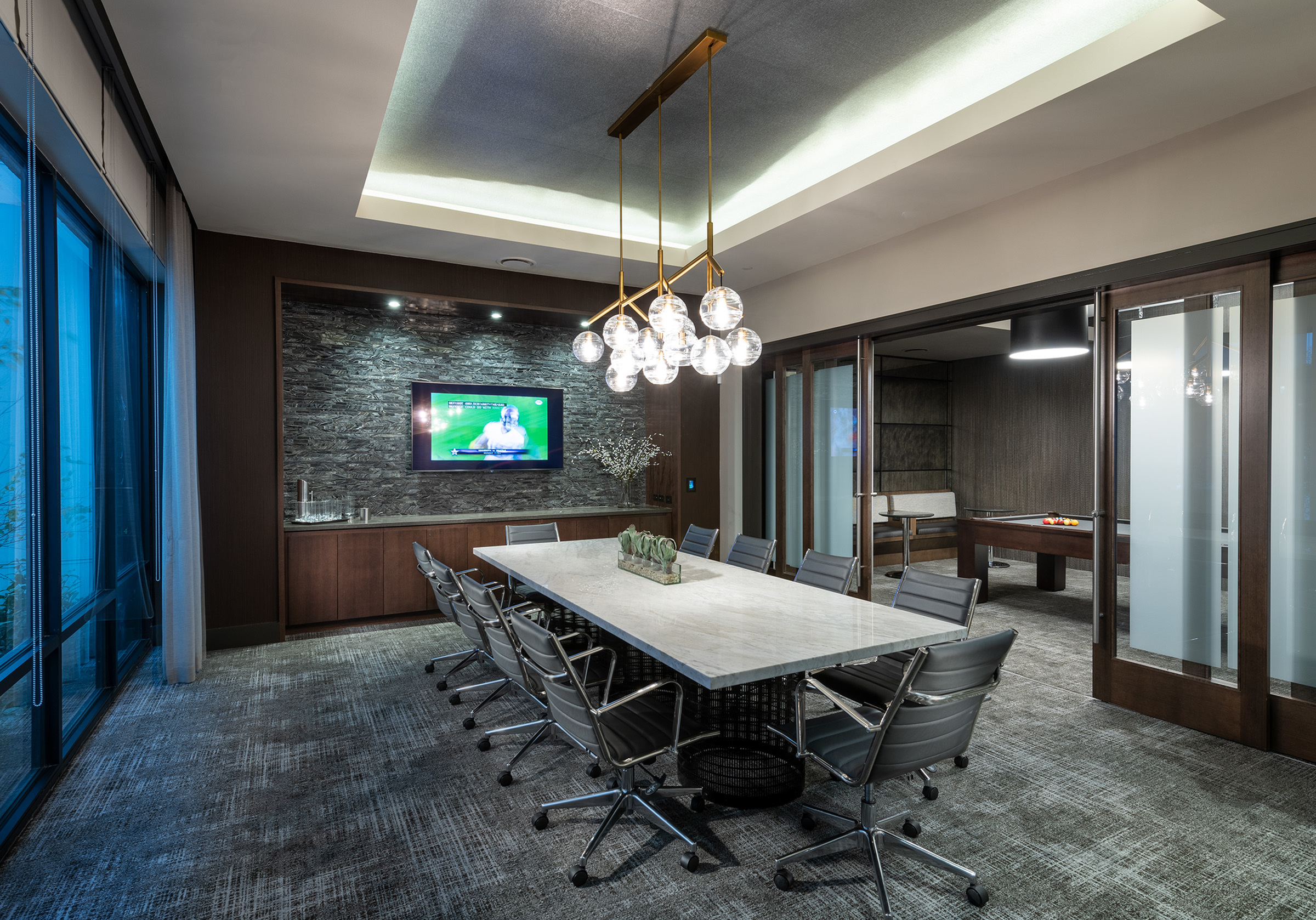 Hanover Dr. Phillips, 	Two executive conference rooms