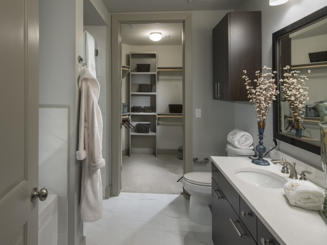 Image of Generous walk-in closets for Hanover Post Oak