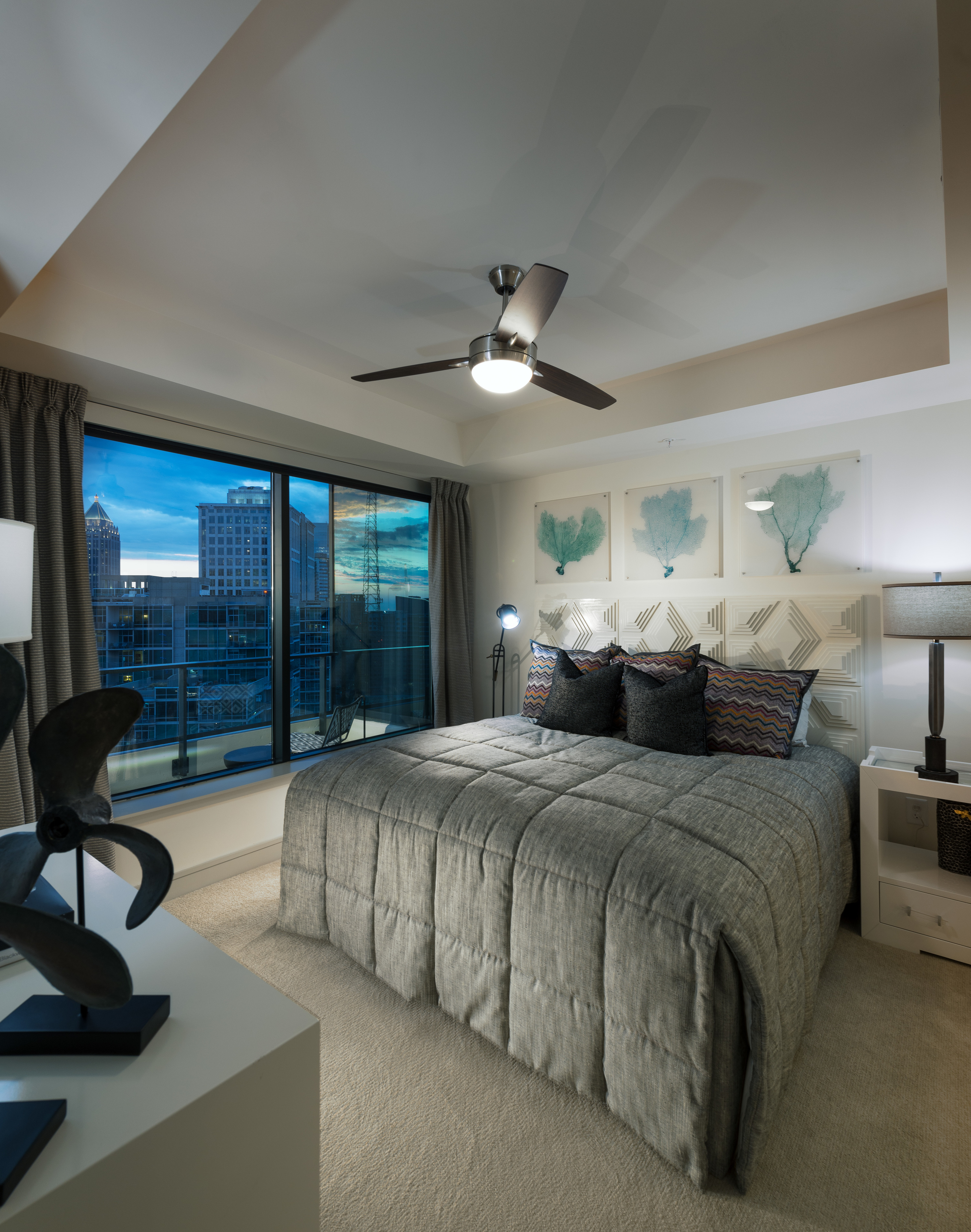 Image of Ample Bedrooms that Accommodate King-Size Beds for Hanover Midtown