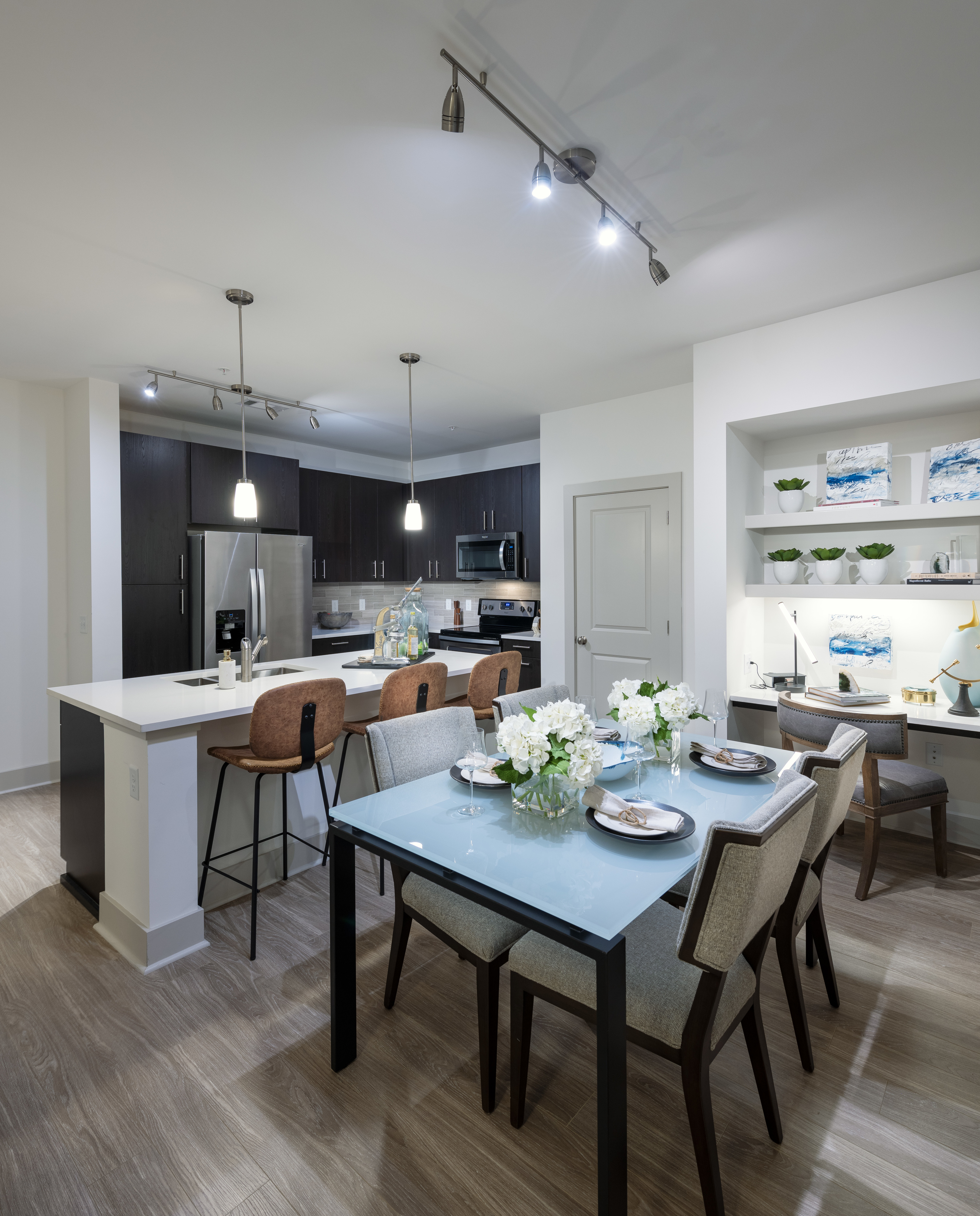 Image of Frameless Custom Cabinetry, Spacious kitchen islands and pantries* for Hanover Westford Valley